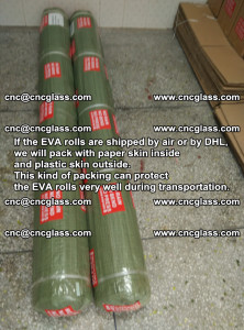 Packing of EVAFORCE EVA interlayer film for laminated glass safety glazing (10)