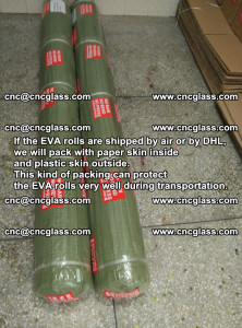 Packing of EVAFORCE EVA interlayer film for laminated glass safety glazing (11)