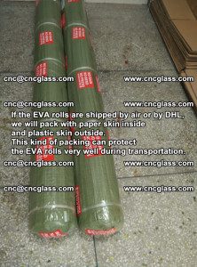 Packing of EVAFORCE EVA interlayer film for laminated glass safety glazing (12)