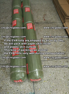 Packing of EVAFORCE EVA interlayer film for laminated glass safety glazing (14)