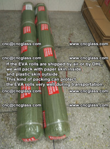 Packing of EVAFORCE EVA interlayer film for laminated glass safety glazing (15)
