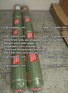 Packing of EVAFORCE EVA interlayer film for laminated glass safety glazing (16)