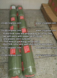 Packing of EVAFORCE EVA interlayer film for laminated glass safety glazing (17)