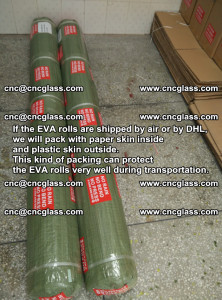 Packing of EVAFORCE EVA interlayer film for laminated glass safety glazing (18)