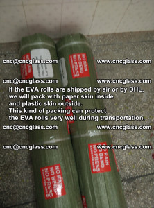 Packing of EVAFORCE EVA interlayer film for laminated glass safety glazing (2)