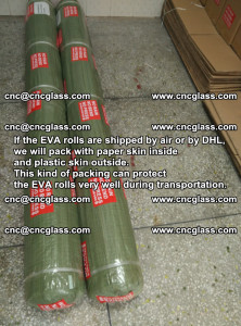 Packing of EVAFORCE EVA interlayer film for laminated glass safety glazing (20)