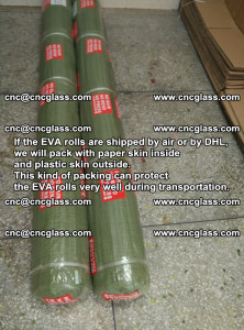 Packing of EVAFORCE EVA interlayer film for laminated glass safety glazing (21)
