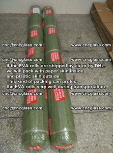 Packing of EVAFORCE EVA interlayer film for laminated glass safety glazing (23)