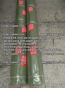 Packing of EVAFORCE EVA interlayer film for laminated glass safety glazing (26)