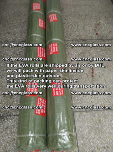 Packing of EVAFORCE EVA interlayer film for laminated glass safety glazing (27)