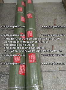 Packing of EVAFORCE EVA interlayer film for laminated glass safety glazing (29)