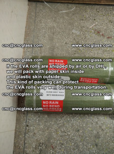 Packing of EVAFORCE EVA interlayer film for laminated glass safety glazing (3)