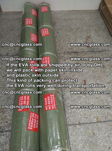 Packing of EVAFORCE EVA interlayer film for laminated glass safety glazing (31)