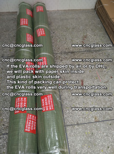 Packing of EVAFORCE EVA interlayer film for laminated glass safety glazing (33)