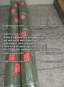 Packing of EVAFORCE EVA interlayer film for laminated glass safety glazing (34)