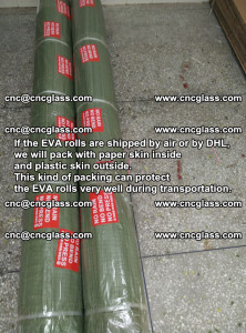 Packing of EVAFORCE EVA interlayer film for laminated glass safety glazing (35)