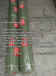 Packing of EVAFORCE EVA interlayer film for laminated glass safety glazing (37)