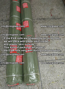 Packing of EVAFORCE EVA interlayer film for laminated glass safety glazing (38)