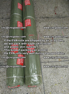 Packing of EVAFORCE EVA interlayer film for laminated glass safety glazing (39)