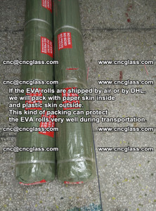 Packing of EVAFORCE EVA interlayer film for laminated glass safety glazing (41)
