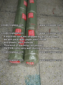 Packing of EVAFORCE EVA interlayer film for laminated glass safety glazing (42)