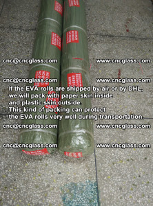 Packing of EVAFORCE EVA interlayer film for laminated glass safety glazing (44)