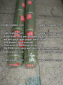 Packing of EVAFORCE EVA interlayer film for laminated glass safety glazing (45)