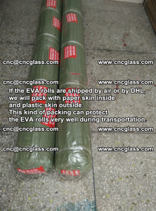 Packing of EVAFORCE EVA interlayer film for laminated glass safety glazing (46)
