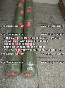 Packing of EVAFORCE EVA interlayer film for laminated glass safety glazing (47)