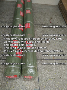 Packing of EVAFORCE EVA interlayer film for laminated glass safety glazing (48)