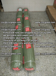 Packing of EVAFORCE EVA interlayer film for laminated glass safety glazing (49)