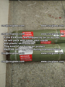 Packing of EVAFORCE EVA interlayer film for laminated glass safety glazing (5)