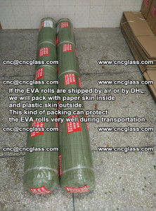 Packing of EVAFORCE EVA interlayer film for laminated glass safety glazing (51)