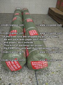 Packing of EVAFORCE EVA interlayer film for laminated glass safety glazing (58)
