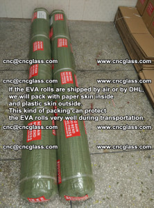 Packing of EVAFORCE EVA interlayer film for laminated glass safety glazing (6)