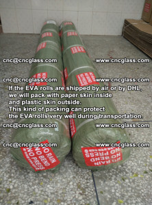 Packing of EVAFORCE EVA interlayer film for laminated glass safety glazing (62)
