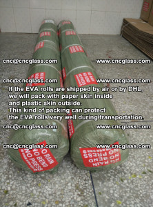 Packing of EVAFORCE EVA interlayer film for laminated glass safety glazing (63)