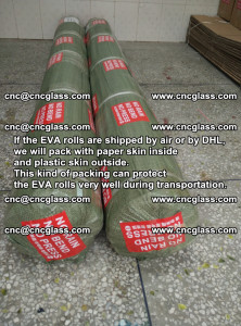 Packing of EVAFORCE EVA interlayer film for laminated glass safety glazing (66)