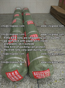 Packing of EVAFORCE EVA interlayer film for laminated glass safety glazing (68)