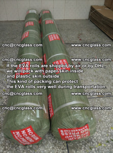 Packing of EVAFORCE EVA interlayer film for laminated glass safety glazing (69)