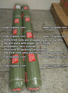 Packing of EVAFORCE EVA interlayer film for laminated glass safety glazing (7)