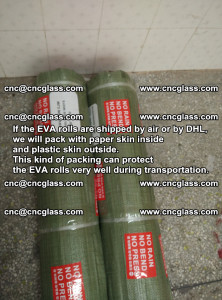 Packing of EVAFORCE EVA interlayer film for laminated glass safety glazing (73)