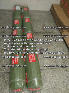 Packing of EVAFORCE EVA interlayer film for laminated glass safety glazing (8)