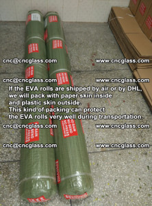 Packing of EVAFORCE EVA interlayer film for laminated glass safety glazing (9)
