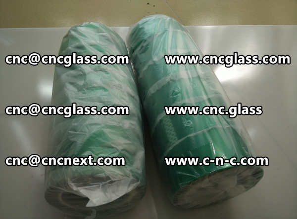 GREEN TAPE FOR EVA FILM INTERLAYER (3)